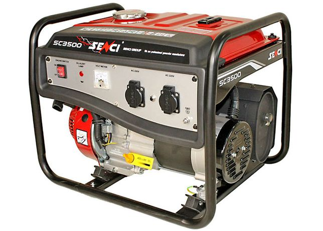 Generator curent SENCI SC-3500 3.1kW