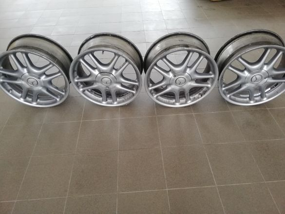 Джанти 20ки AZE Mercedes капачки