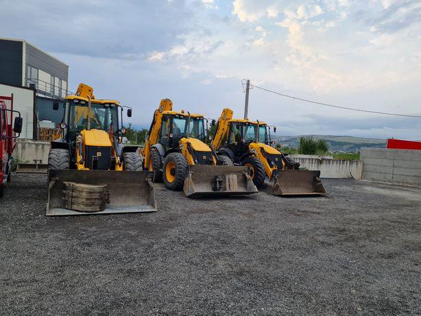 Inchiriez buldoexcavator jvb 4cx