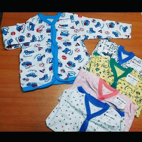 Оптом детская одежда для новорожденных