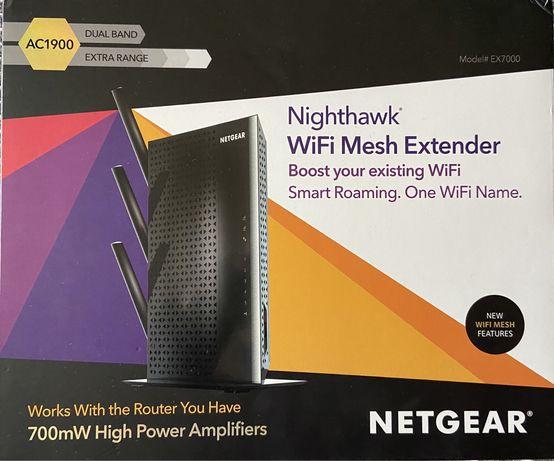 Range Extender Netgear Model EX7000 AC1900 Nighthawk
