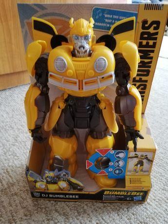 Robot DJ Bumblebee