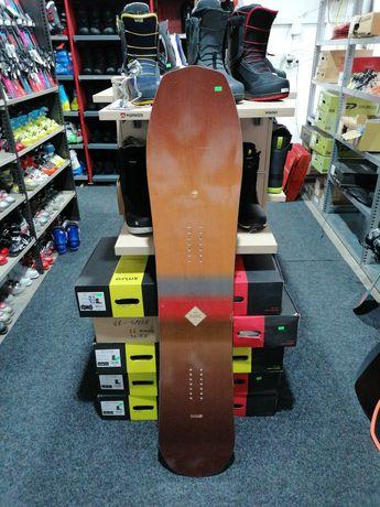 Placă snowboard Test Arbor The Cask 2020 150 cm