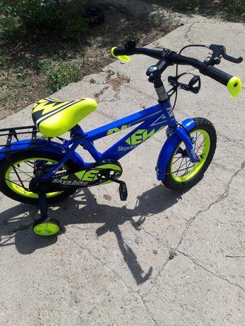Велосипед  детский, новый.