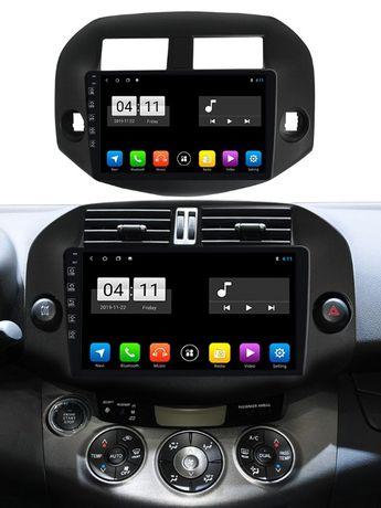 Navigatie Android 10 inch Toyota Rav 4 dedicata cabluri rama incluse !