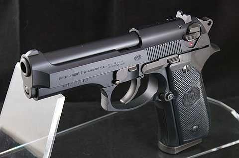 Pistol Airsoft Beretta/Colt 1191 Semi-Full METAL# CO2# 4J