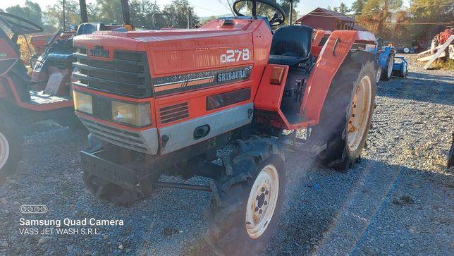 Tractoare Tractor Japonez Shibaura D278