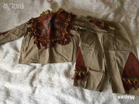 Костюм на индианец за хелоуин