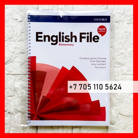 English File 4th edition | Все уровни | Новое издание
