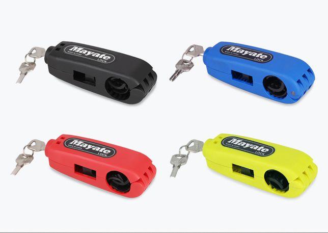 Antifurt moto / blocare maneta frana / universal Grip Lock