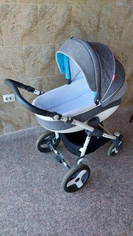 Бебешка количка 3в1 Буба