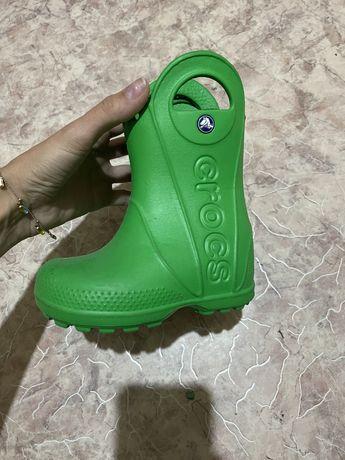 Сапожки Crocs детские