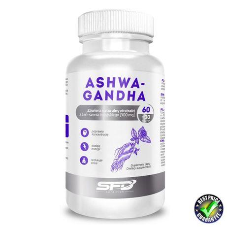 SFD Ashwagandha (Индийски Женшен) 90 tab / Доставка 3 лв!