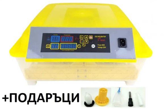 Инкубатор / люпилня автоматичен 54 яйца