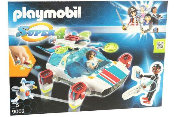 Playmobil Super 4, Агент Gene