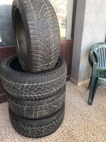 ТОП !!! ТОП !!! ТОП !!! 4 бр. перфектни зимни гуми DUNLOP 265/40R20