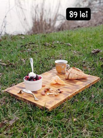 Tavă servire handmade