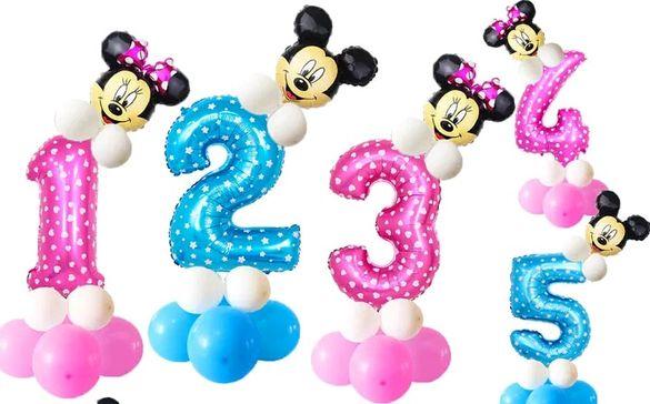 Балони с цифри 130см.