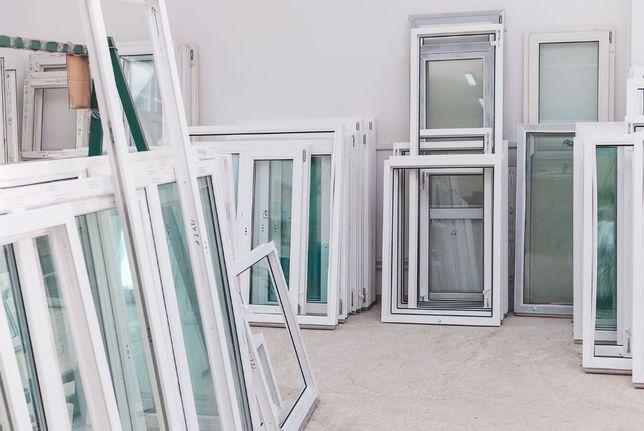 Окна металло-пластиковые