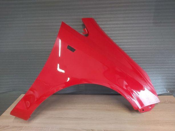 Aripa Fata Dreapta Opel Corsa D 2006-2011 (Z547 (Red Flame))