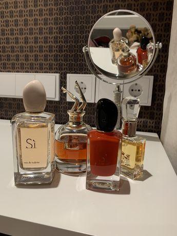 Оригинал парфюмы из личной коллекции/ Dior, Gucci