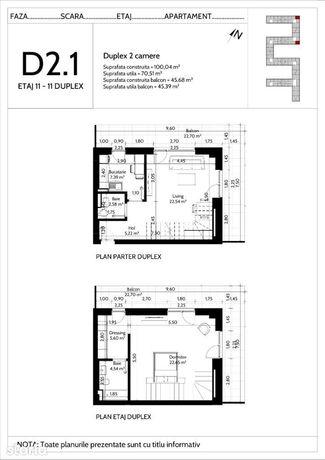 Comision 0, Direct dezvoltator, Duplex 2 Cam h4l Millennium