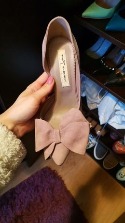 Pantofi piele guban, zara, the 5th element