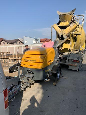 inchiriere pompa beton