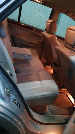 interior piele Mercedes ML W164 scaun sofer pasager bancheta spate