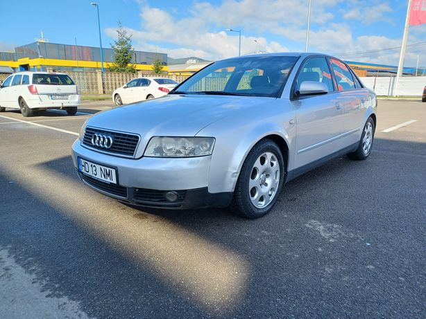 Audi A 4 an 2002