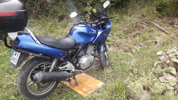 Honda cb500 s, турър
