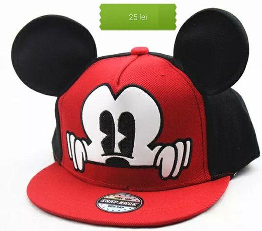 Sapca Mickey rosie