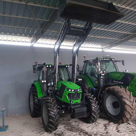 Tractor Deutz Fahr 6140