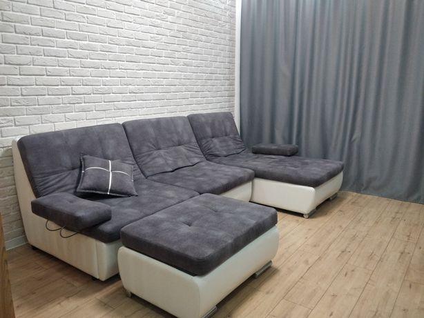 Модульный диван пума