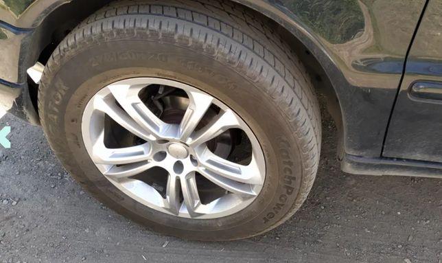 """Продам колёса на мерс 20"""" (джип)"""