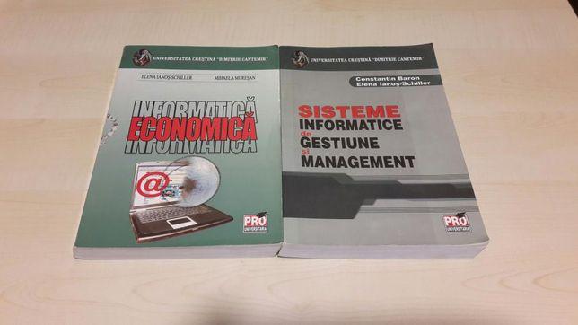 Cărți de informatica, editura Pro Universitaria
