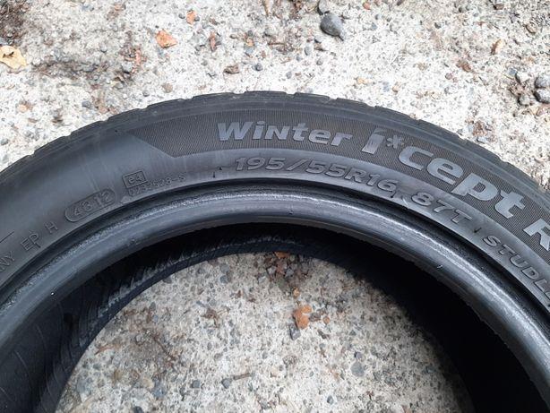 Cauciucuri iarna 195/55/R16 Hankook