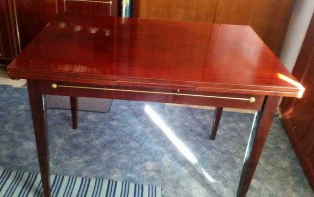 Set masa vintage+ 3 scaune
