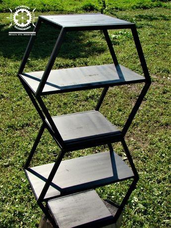 Rafturi tip polite perete, hexagon, fagure.Orice dimensiune,