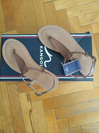 Продавам дамски сандали KANGOL