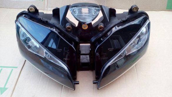 Фар Honda cbr 600rr 1000rr Yamaha r1 r6 Suzuki gsxr Ямаха Хонда Сузуки