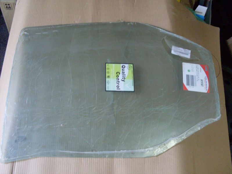 Стъкло за задна, лява врата на Ситроен Ксара до 2002 г. гр. Видин - image 1