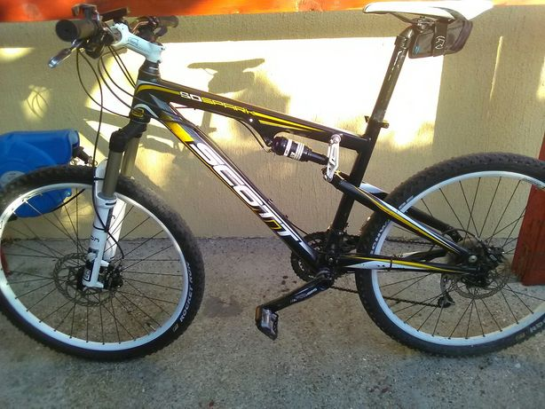 Bicicleta Scott spark 50