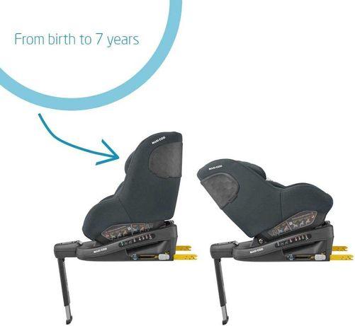 Детско Столче Кола Maxi Cosi Beryl ISOFIX База Две Посоки 0-7год. 25кг