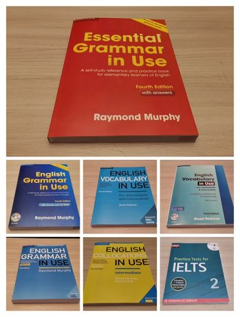 English Grammar, Murphy