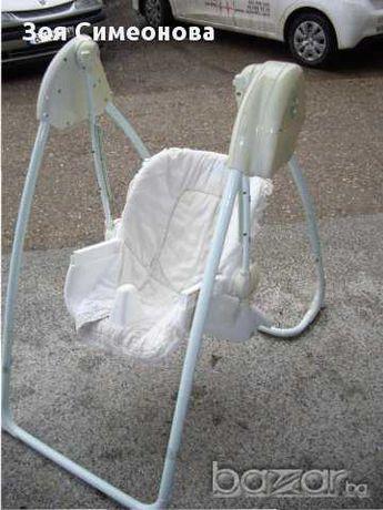Детска люлка-стол за хранене