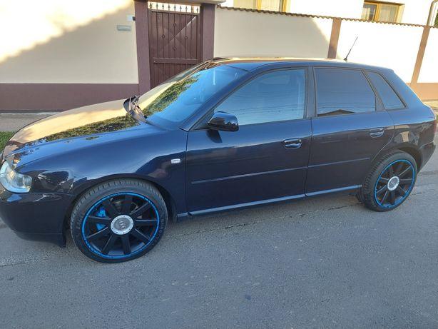 Audi A3 an 2002 131cp