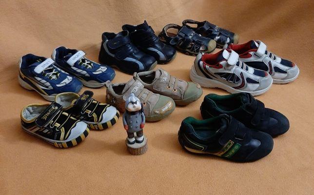 Распродажа/Продам дешево обувь детскую и подростковую(мальчики)