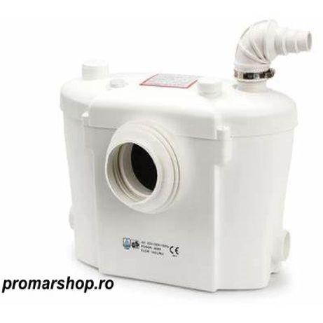 Macerator Pompa Sanitrit H400
