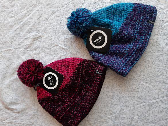 топли шапки с полар